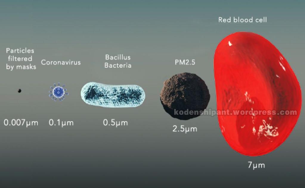 0.3 µm comparation